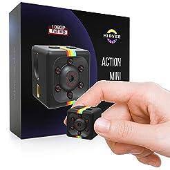 Hidden Spy Camera 1080P Mini Security Wi...