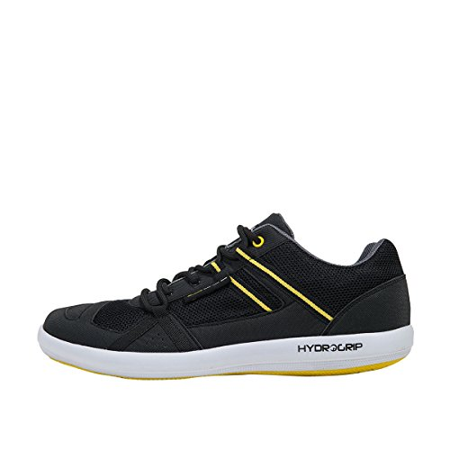 2016 Gul Aqua Grip Shoe in Black/Yellow DS1004-A9