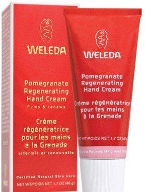 Weleda Pomegranate Hand Cream - 5