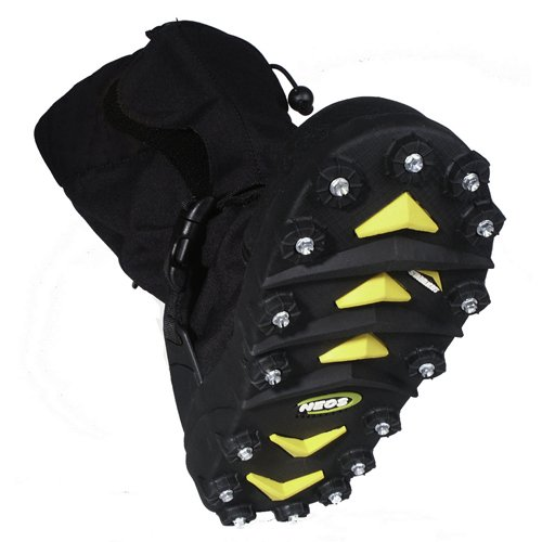STABILicers Voyager Overshoe Traction Ice Cleat for Snow and Ice, 1 pair ()