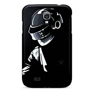 Samsung Galaxy S4 WuW15969JyhG Provide Private Custom Realistic Daft Punk Image Best Hard Phone Cases -AlissaDubois