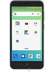 "ZTE Z557 (2019) 8GB 5"" Display Unlocked Android Smartphone - Black (Renewed)"