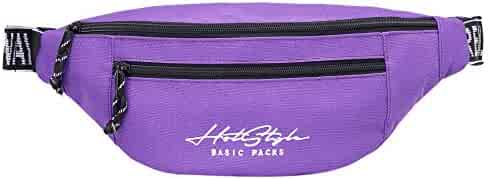 hotstyle 521s Fashion Waist Bag Vintage Fanny Pack, 12