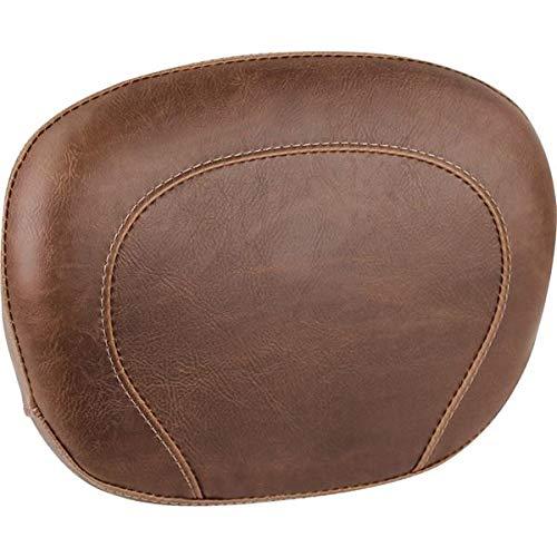 06-16 HARLEY FLHX2: Mustang Passenger Backrest Pad (Brown Vintage / 12