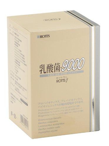 ロッツ ROTTS-1(乳酸菌-9000) 2.5g×60包) B001CSMB4C
