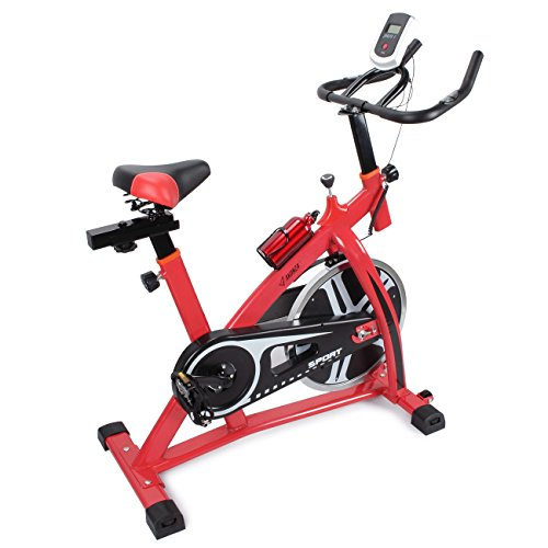 Exercise Bike In Water: Akonza Stationary Exercise LED Display Cycling Bicycle