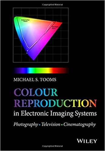 Book Colour Reproduction in Electronic Imaging Systems: Photography, Television, Cinematography