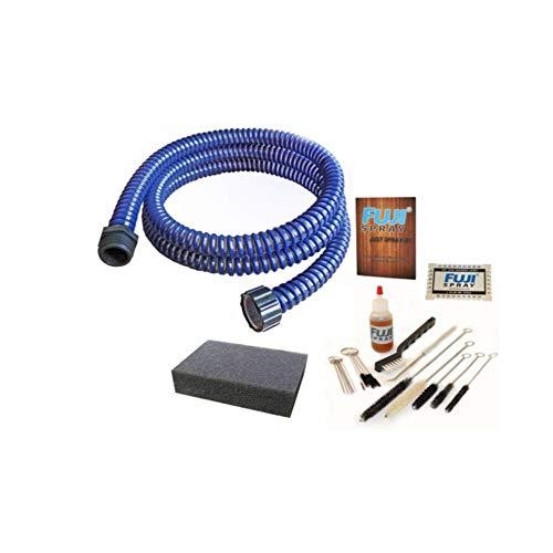 Fuji 2895 T75G Q5 Platinum Quiet HVLP Spray System