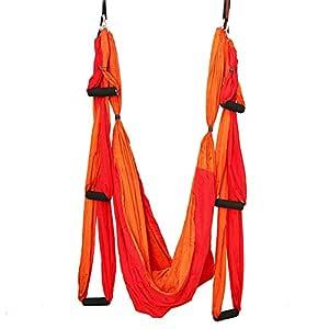 Wenzhihua Aerial Yoga Swing Set Hamaca de Yoga Hamaca de Columpio ...
