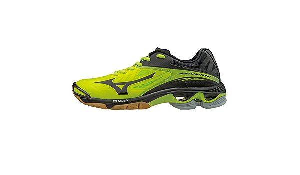 mizuno womens volleyball shoes size 8 x 3 fortaleza yellow