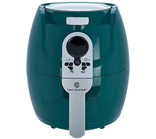 Cook's Essentials 2.4 Qt Digital Air Fryer w/ 2 Presets