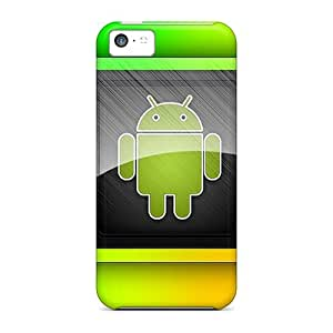 New Cute Funny Android Case Cover/ Iphone 5c Case Cover