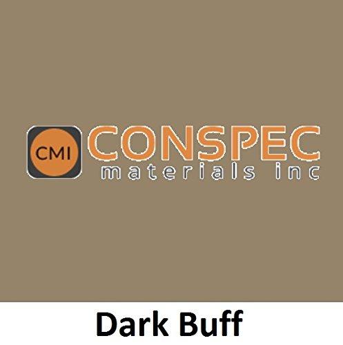 Conspec 3 Lbs. DARK BUFF Powdered Color for Concrete, Cement, Mortar, Grout, Plaster, Colorant, Pigment