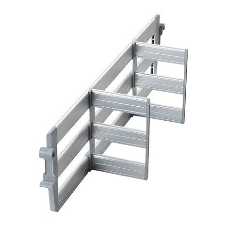 Ikea RATIONELL - Cassetto Divisori per cassetti - 60 cm: Amazon.it ...