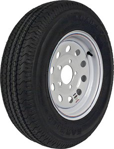 Loadstar Tires 32147 st205/75r14 c/5h mod wh str by Loadstar Tires