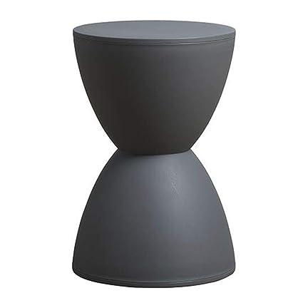 Super Amazon Com Oug Simple Stool Fashion Stool Plastic Material Inzonedesignstudio Interior Chair Design Inzonedesignstudiocom