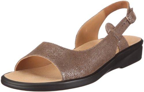 Ganter Sonnica, Weite E 1-202840-1400 - Sandalias de vestir para mujer Beige