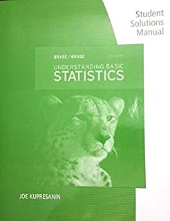 Understanding basic statistics 4th edition brase