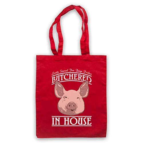 Sourced Icon Bolso Art House Range My In Produce Locally Butchered Clothing Rojo amp; Free Badx8