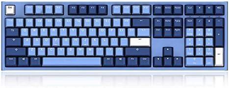 AKKO X Ducky One 2 Ocean Star 108 Key Cherry MX Switch PBT ...