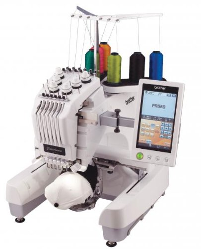 Brother PR650e Entrepreneur Embroidery Machine