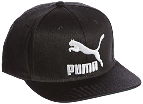 Colourblock Unisex Gorra White White LS Black Solid Snapback Black LS Puma Snapback Adulto Colourblock Solid RxaHEnq