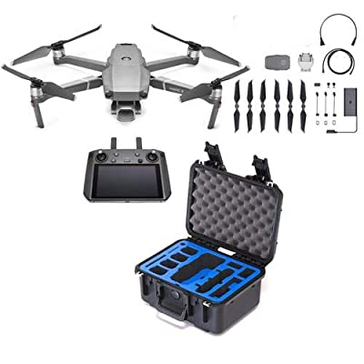 DJI Mavic 2 Pro Drone with Smart Controller - with Go Professional Cases Mavic 2 Pro Smart Controller Case: Electronics