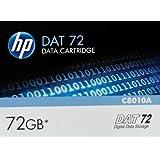 HP c8010a 72Go datenkassette (170m, DDS/DAT) blau