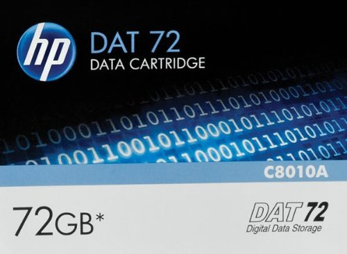 HP C8010A DAT 40 DAT 72 DDS-3 DDS-4 DDS-5 Data Cartridge in Retail Packaging by HP