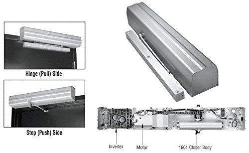 Aluminum Norton 5700 Series -LEO Low Energy Power Door Operator