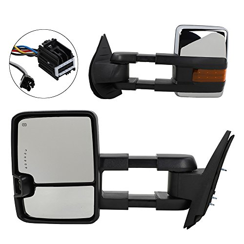 08 gmc towing mirrors - 2