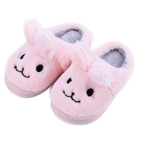 Amazon.com: Boys House Slippers Rabbit Girls Toddler little ...