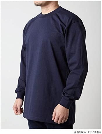 プロクラブ Tシャツ 6.5オンスヘビーウェイト長袖Tシャツ(袖リブ付) [メンズ] [並行輸入品]