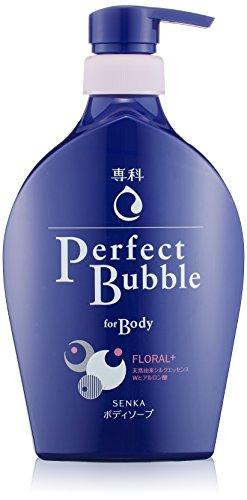Japan Shiseido Senka Perfect Bubble For Body 500ml