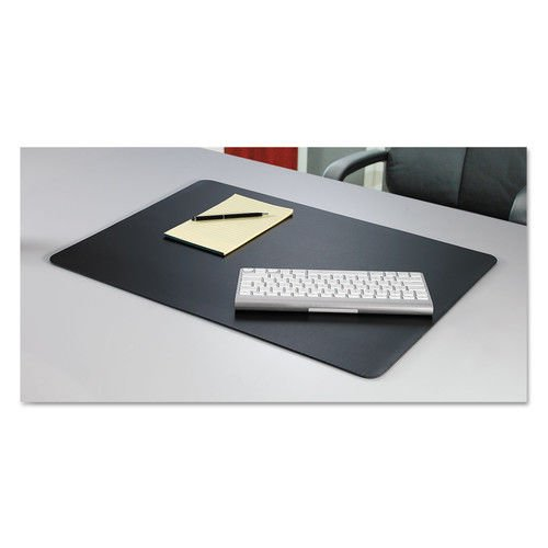 ARTISTIC OFFICE PRODUCTS 36 x 24 Inches Rhinolin II Desk Pad with Microban, Black (AOPLT812MS) - Artistic Rhinolin Desk Pad