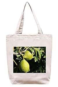 Limes–algodón Canvas Tote Bag