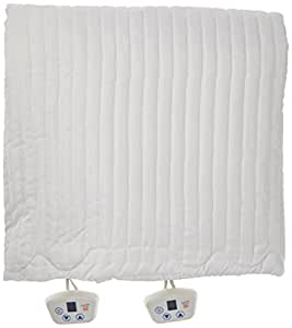 Electrowarmth Twin Extra Long Heated Mattress Pad By