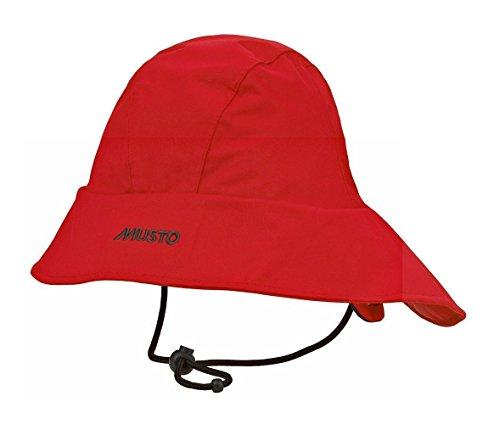 Musto Südwester Atmungsaktiv Farbe Rot Größe L