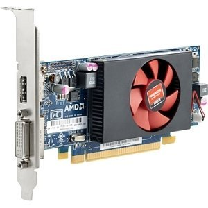 Hp - Amd Radeon Hd 8490 Graphics Card Radeon Hd 8490 1 Gb Ddr3 Pcie 2.0 X16 Low Profile Dvi, Displayport Promo For Elitedesk 800 G1 (Sff, Tower), Prodesk 600 G1