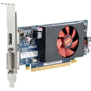 Hp - Amd Radeon Hd 8490 Graphics Card Radeon Hd 8490 1 Gb Ddr3 Pcie 2.0 X16 Low Profile Dvi, Displayport Promo For Elitedesk 800 G1 (Sff, Tower), Prodesk 600 G1