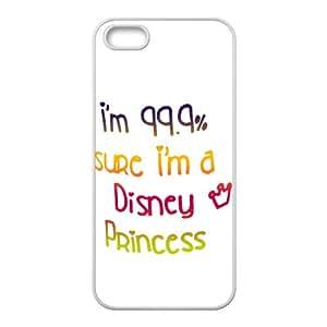 SKULL Disney Princess Hot Seller Stylish Hard Case For Iphone 5s