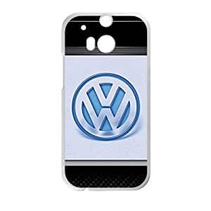 Happy VW sign fashion cell phone case for HTC One M8