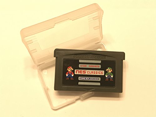 150 in 1 Multi Cart Classics Collection Made for GBA (Japan)