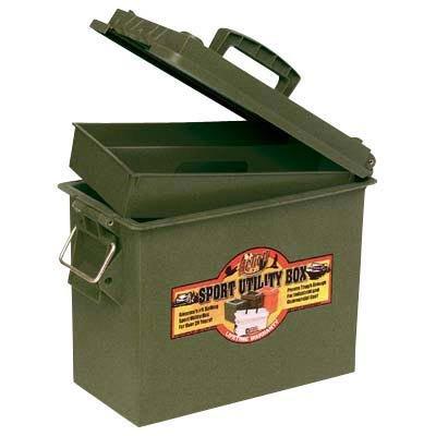 Sport Utility Dry Box With Storage Tray, Outdoor Stuffs