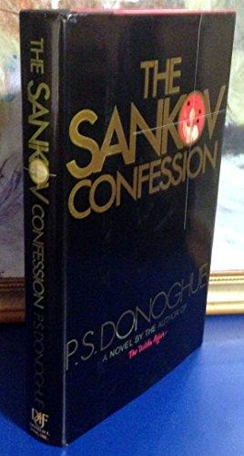 book cover of The Sankov Confession