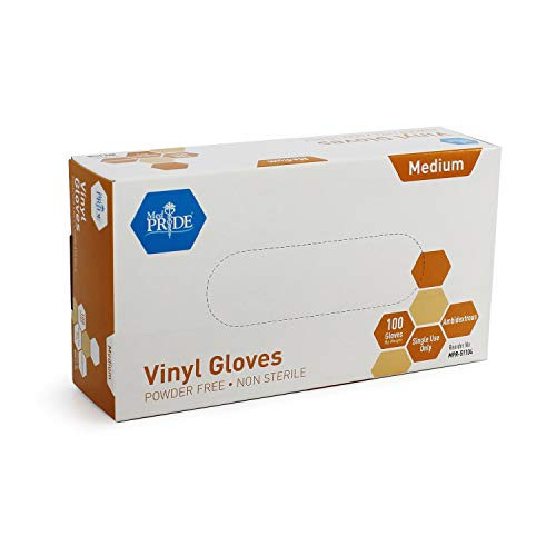 Highest Rated Vinyl Gloves