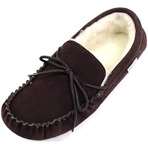 Marron Femme Mocassins Pour 37 Marron 5 Snugrugs Eqz7tawng