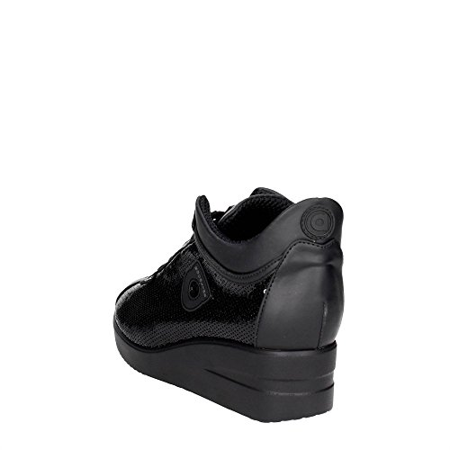 Agile By Rucoline Zapatillas de deporte de las mujeres 226 A DIPSY MATISSE nueva colección otoño invierno 2016 2017 negro