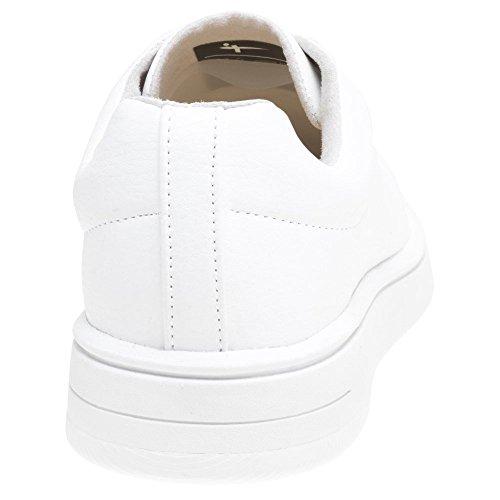 White Blanco Mujer Zapatillas 23713 Tamaris qwCtUFII