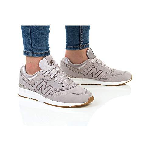 Beige Vie New Femme Baskets Balance Style De Wl697 1Wqqg0wrY